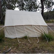 Roman Tent Side View