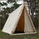 Viking A-frame tent