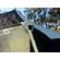 Black & White 3m Pavilion Grommet Close-Up