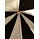 Black & White 3m Pavilion Roof Interior