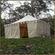 Square marquee tent (5m diameter) Alternate Angle