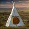 TiPi (TeePee) Tent - LARGE